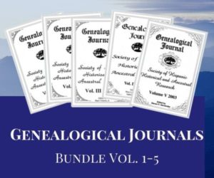 Genealogical Journal Bundle